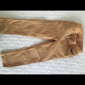 Hanna Andersson Pants in beige brown
